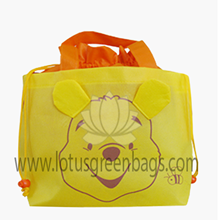 Tas Ulang Tahun Serut Winnie The Pooh