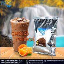 Minuman Serbuk Fresh rasa Choco Orange