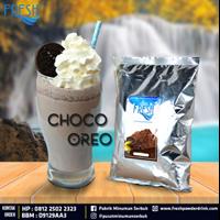 Minuman Serbuk Fresh rasa Choco Oreo