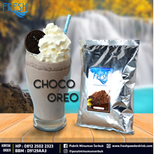 Fresh Choco Oreo Powder Drink