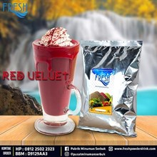 Drink Powder Fresh Choco Red Valvet