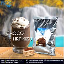 Minuman Serbuk Fresh rasa Choco Tiramizu