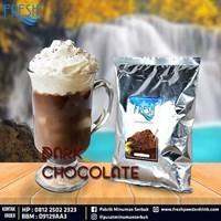 Jual Minuman Serbuk Fresh rasa Dark Chocolate