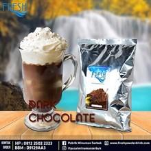 Minuman Serbuk Fresh rasa Dark Chocolate