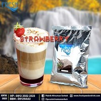 Minuman Serbuk Fresh rasa Strawberry