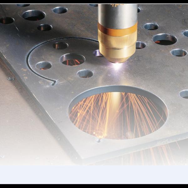 Mesin Pemotong Plat CNC Plasma Cutting