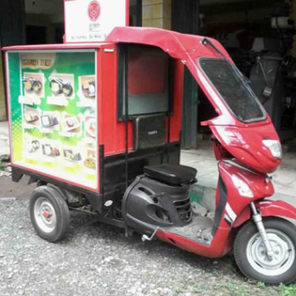 Motor Box Roda Tiga