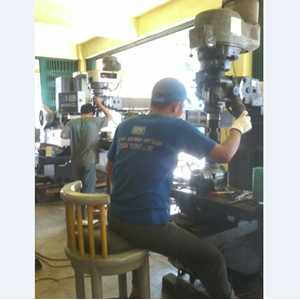Jasa Bubut - Operator Mesin Milling By PT. Altek Precision Machinery