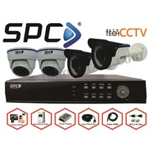 PAKET KAMERA CCTV 4 CHANEL