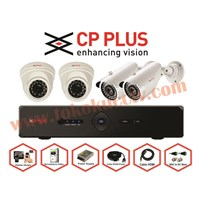 Jual PAKET KAMERA CCTV 4 CHFULL HD CPPLUS