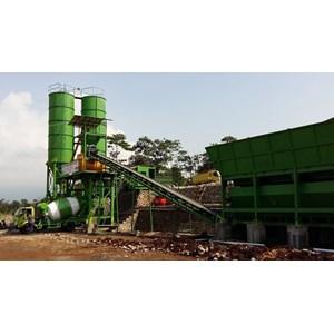Mesin Batching Plant Pt.Cahaya Jaya Mandiri