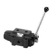 Hydro Technic DM-3C6 Hydraulic Hand Manual Directi
