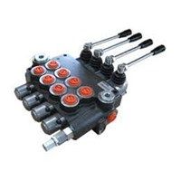 Solari P80 Hidrolik Hand Directional Valve Manual with Relief