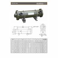 Jaguar OR-150 Hydraulic Oil Cooler