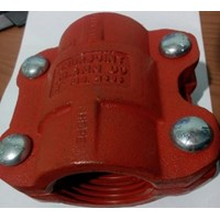 Jual Shurjoint Coupling Hdpe H307 Size 2 Inch