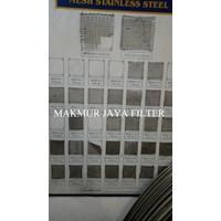 Beli Jual Wiremesh Ss Stainless Steel (Mesh 1 - 400) Tebal : Sesuai Permintaan 4