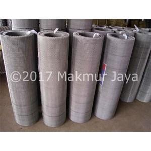 Jual Wiremesh Ss Stainless Steel (Mesh 1 - 400) Tebal : Sesuai Permintaan
