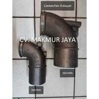 Fan Connection Exhaust Sparepart Genset  1
