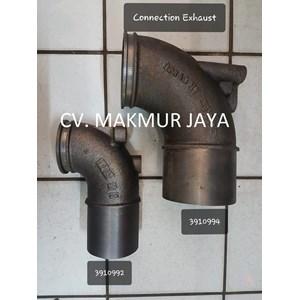 Fan Connection Exhaust Sparepart Genset