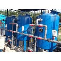 Jual Tangki Carbon Filter 5 m3/jam
