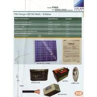 Lampu Solar Cell 1