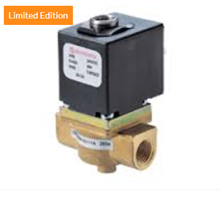 Solenoid Actuated Poppet Valves 2-2