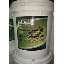 Oil Compressor Screw Elite Air