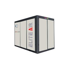 Screw Compressor Inverter Double Stage