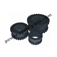 Coupling Rubber Power Spareparts
