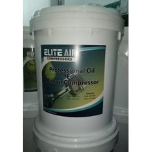 Compressor Oil Piston Elite Air