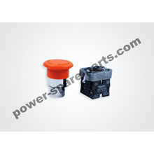 Tombol Emergency Stop Power Spareparts