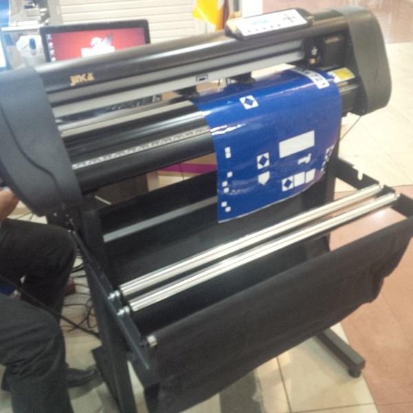 Mesin Cutting Sticker JINKA XL.721 area cutt 60cm