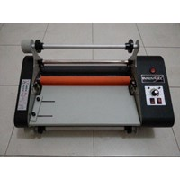 Mesin Laminasi Roll High Press Standard 65cm Laminating roll