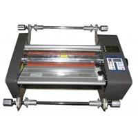 Jual Mesin Laminasi Roll High Press Standard 65cm Laminating roll 2