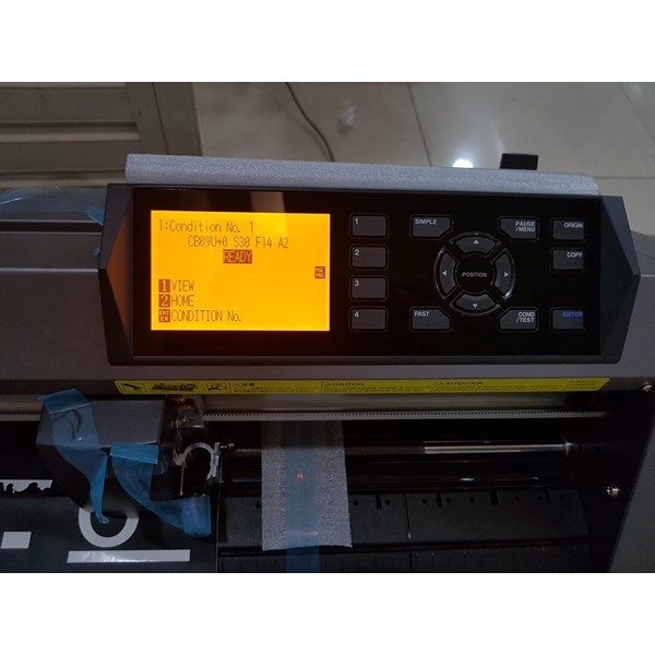 Mesin Cutting Sticker GRAPHTEC CE6000-60Plus