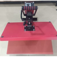 Mesin Press Sablon Kaos High Pressure 40 x 60cm 1800 watt