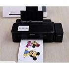 Kertas Transferpaper Dark 3G Opaque ukuran A4 Sablon Print 4