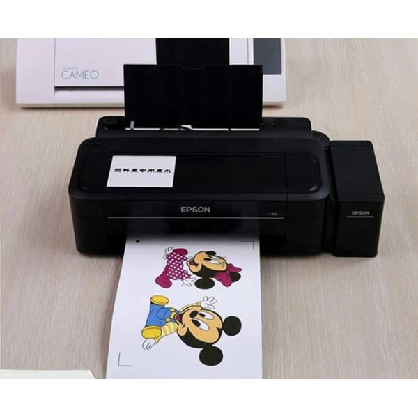 Kertas Transferpaper Dark 3G Opaque ukuran A4 Sablon Print