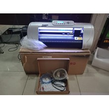 Mesin Cutting Sticker JINKA Pro 451LED Silver