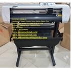 Mesin Cutting Sticker JINKA Pro 721LED Silver CutToolCorelDraw 6