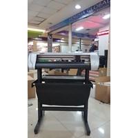 Jual Mesin Cutting Sticker JINKA Pro 721LED Silver CutToolCorelDraw 2