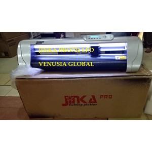 Mesin Cutting Sticker JINKA Pro 721LED Silver CutToolCorelDraw