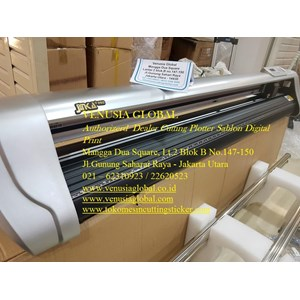 Mesin Cutting Sticker JINKA Pro 1351 Silver CutToolCorelDraw