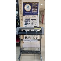 Mesin Cutting GRAPHTEC CE6000-60 Plus WITH Stand Kaki