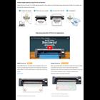 Mesin Cutting Sticker GRAPHTEC CE Lite-50 New 4