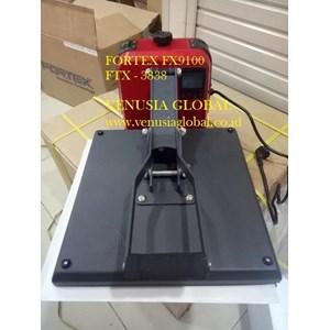 Mesin Press / Hot press Digital Sablon Kaos FORTEX FTX-3838 880Watt