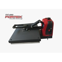 Dari Mesin Press / Hot press Digital Sablon Kaos FORTEX FTX-4060  1300Watt 0