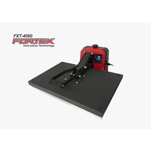 Mesin Press / Hot press Digital Sablon Kaos FORTEX FTX-4060  1300Watt