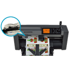 F-Mark CE6000-40 Mesin Cutting Sticker plotter Graphtec 2