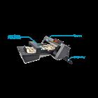 F-Mark CE6000-40 Mesin Cutting Sticker plotter Graphtec 4